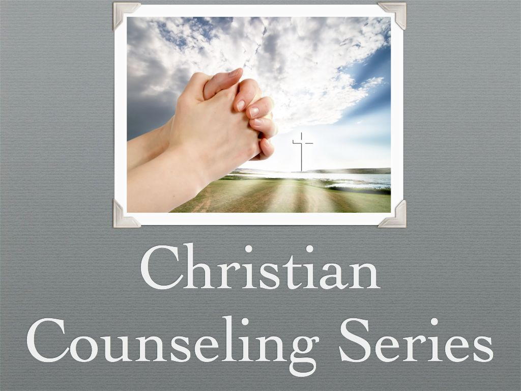 Christian Counseling it 4 me