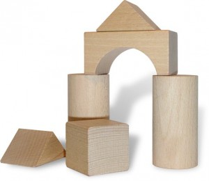 Wooden Building Blocks by Yaba at freeimages.com