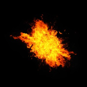 Fire and Explosion by Evans888 at free images.com