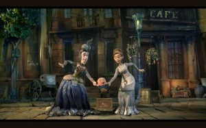 Image from Boxtrolls Trailer by Laika