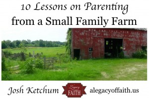 10 lessons from a small family farm